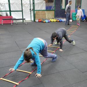 אימון כושר פונקציונלי לילדים