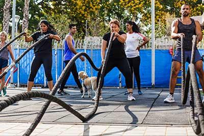 ftr אימונים פןנקציונליים ברחובות