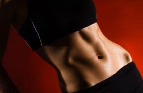 הדרך הנכונה לשרירי בטן